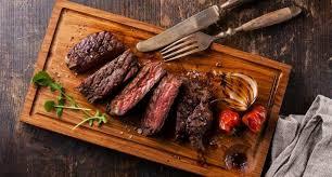 Auch wenn alles zugeht, bei uns kann man immer noch Fleisch einkaufen!